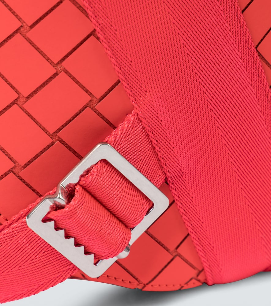 BOTTEGA VENETA Belt bags INTRECCIATO RUBBER BELT BAG