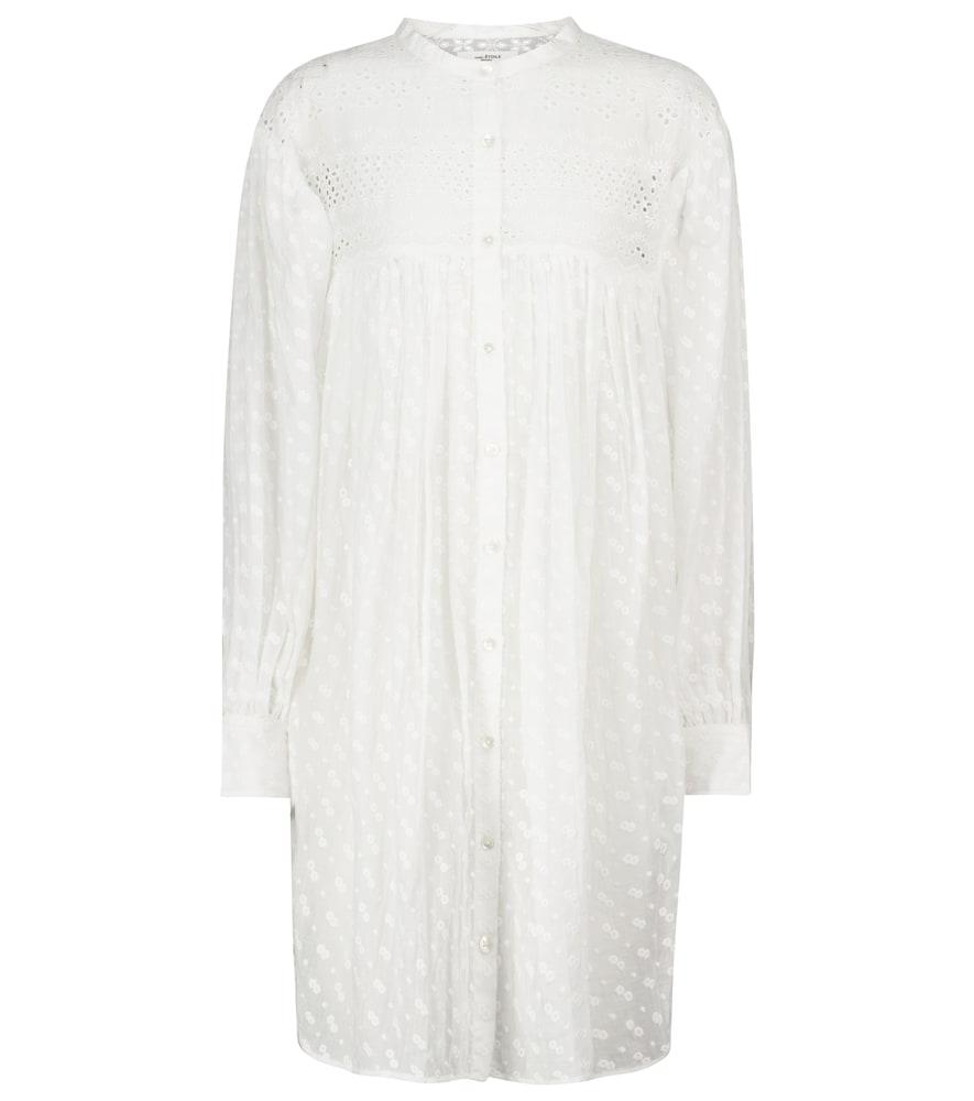 Tilalia cotton minidress by Isabel Marant, ?oile