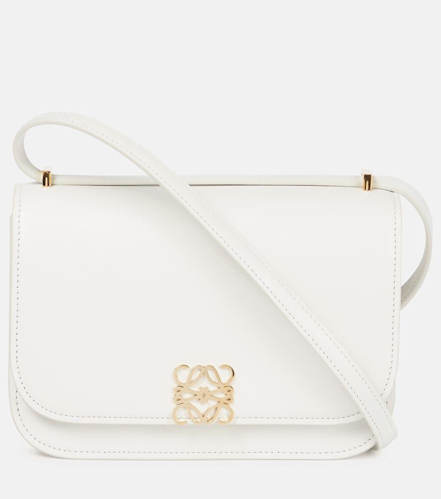 Goya Small leather shoulder bag