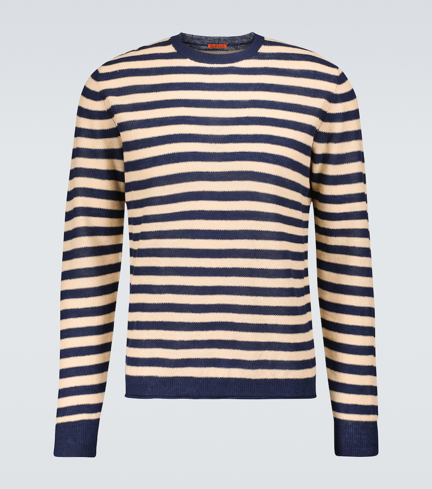 Barena Venezia ATO RIELO STRIPED SWEATER