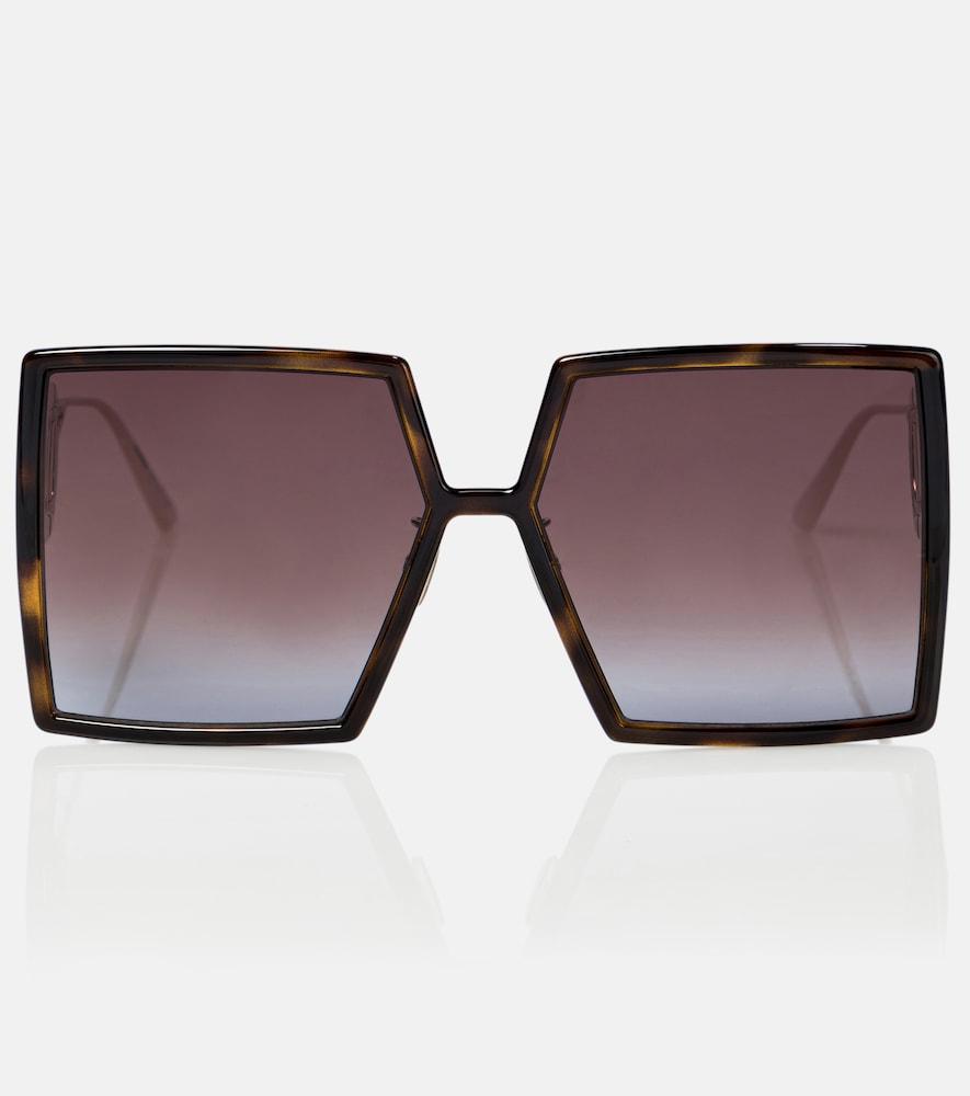 30Montaigne SU oversized sunglasses