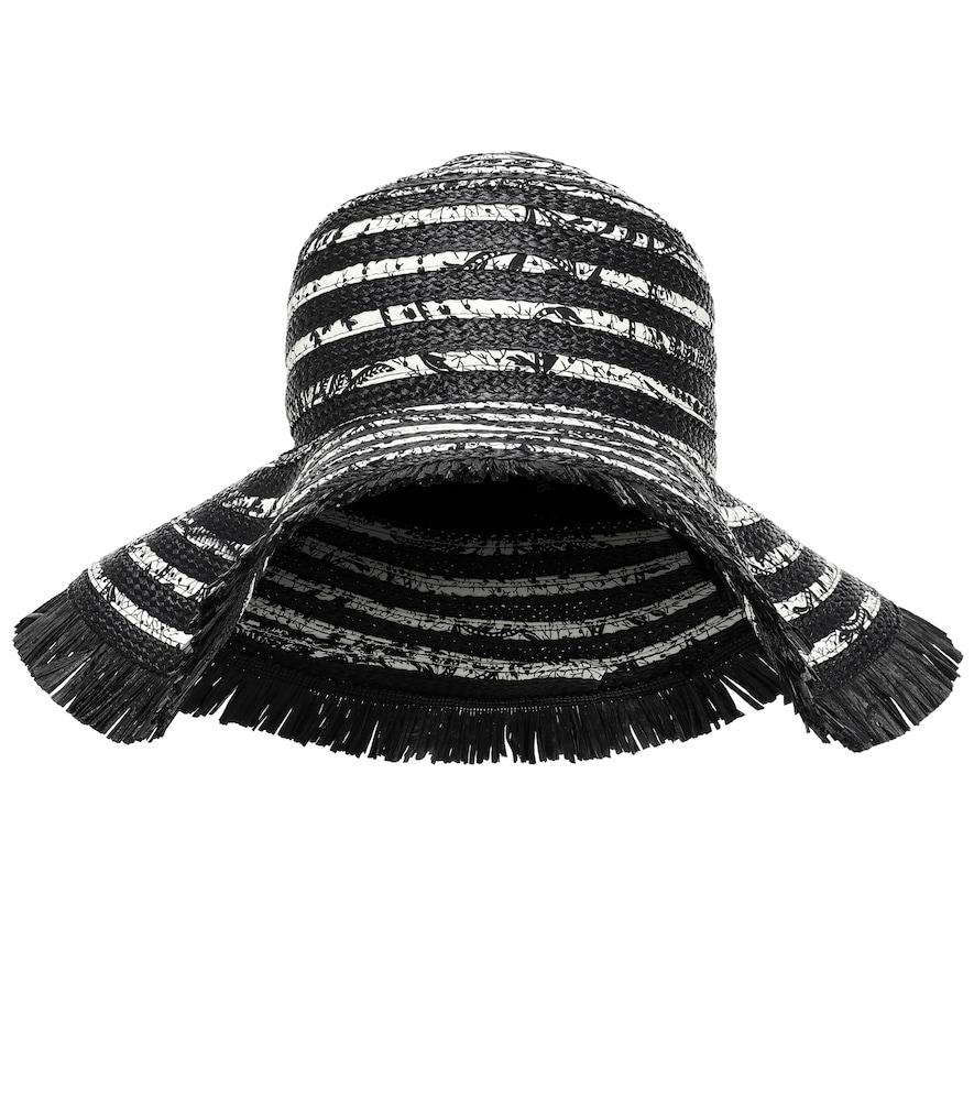 Chapeau de paille - Etro - Modalova