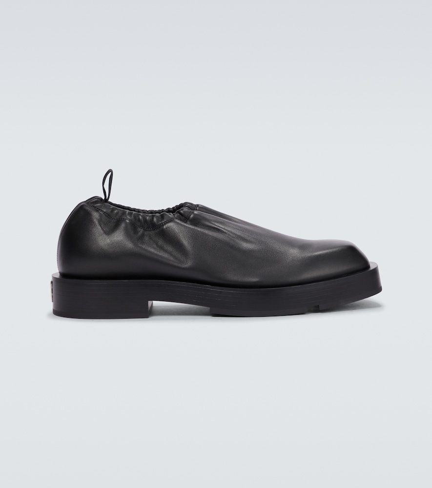 Givenchy SLIP-ON LEATHER SHOES