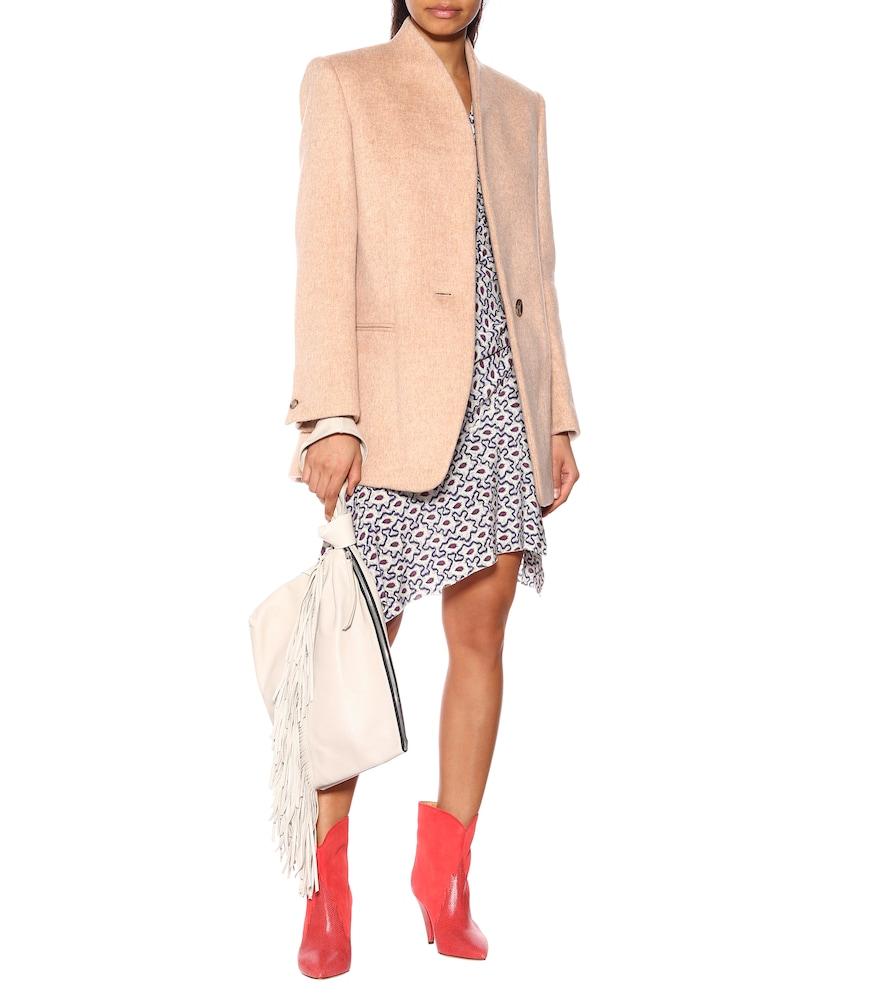 Felisey wool and cashmere jacket by Isabel Marant