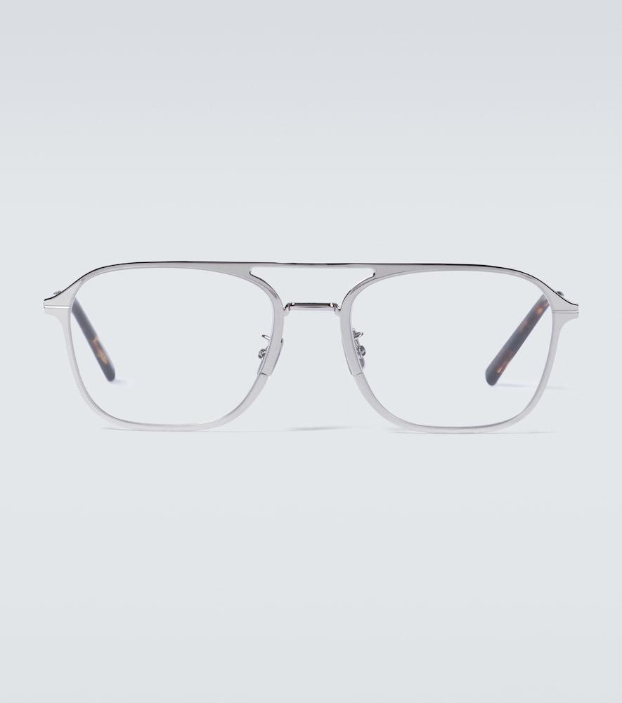 DiorEssentialO NU metal glasses