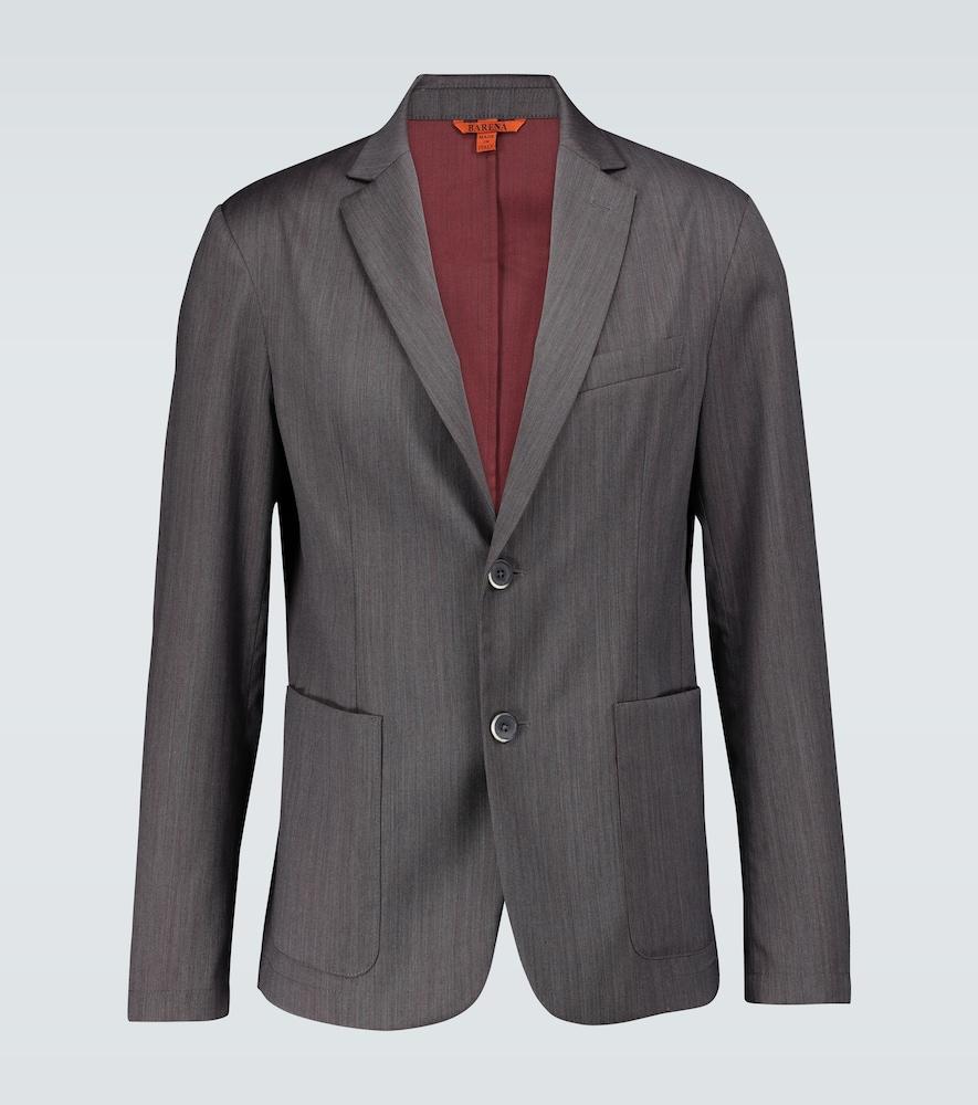 Borgo Naspo single-breasted blazer