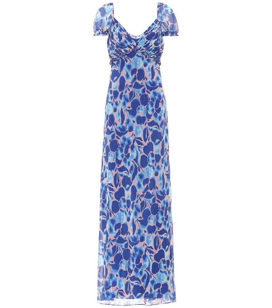 Chevelle printed maxi dress by Diane von Furstenberg