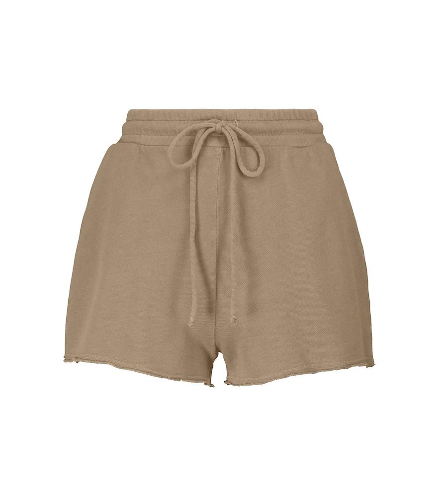 Porter cotton-blend shorts
