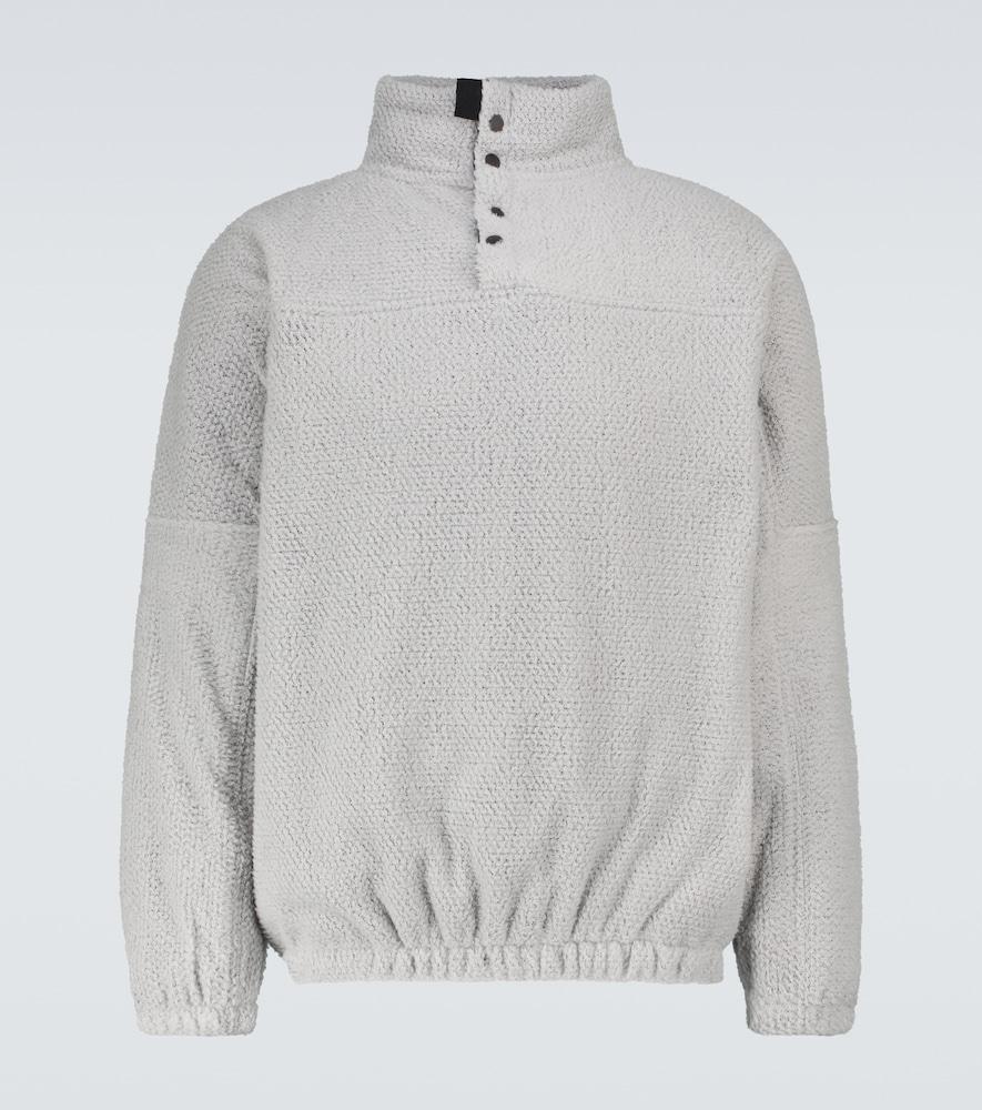 Alpha® Polartec® fleece pullover