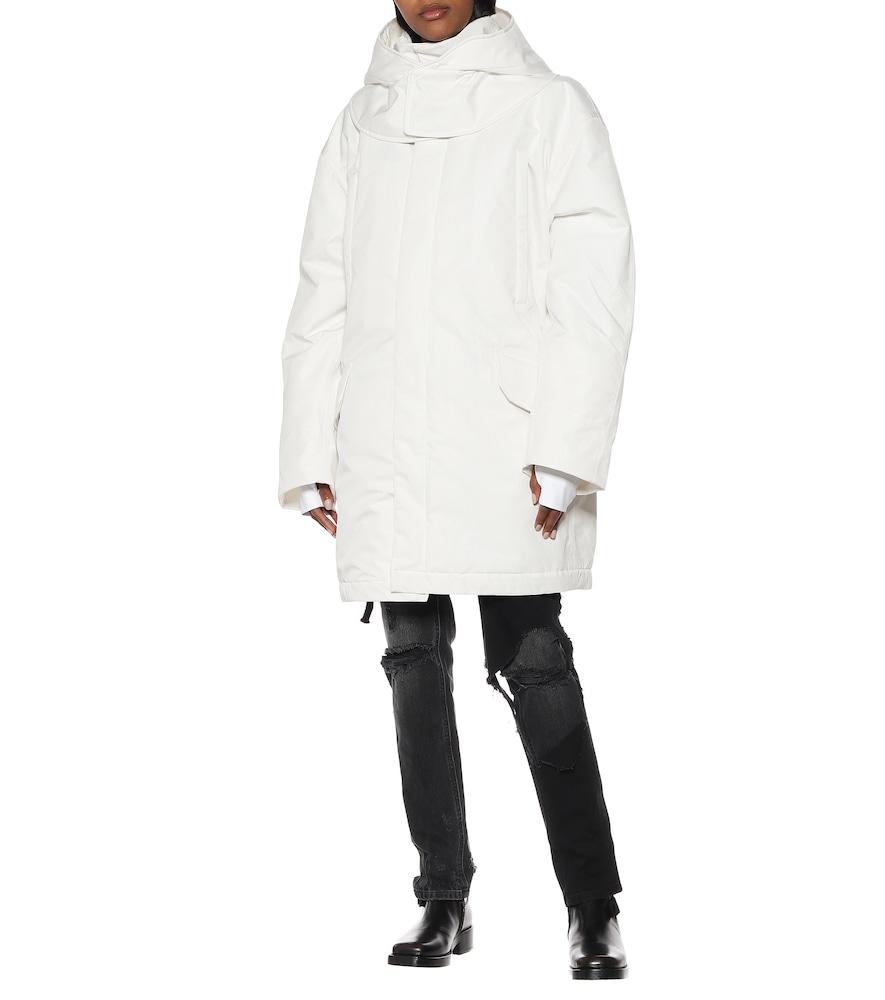 x Templa ski jacket by Raf Simons