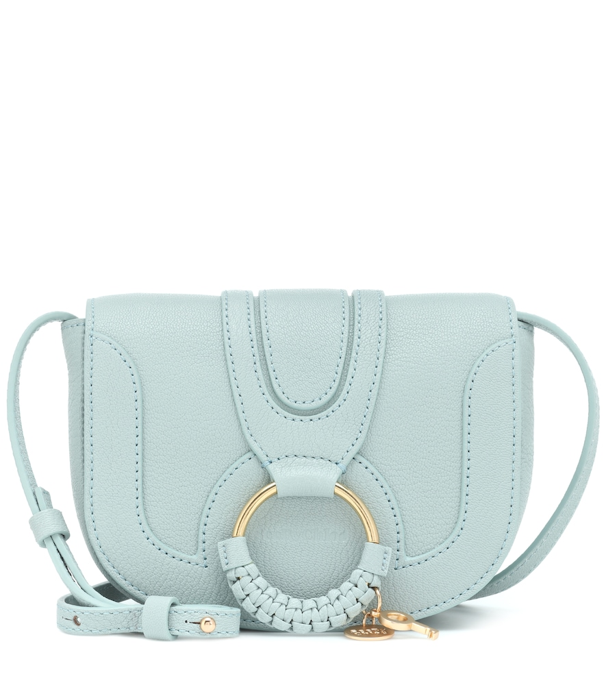 SEE BY CHLOE | Hana Mini leather shoulder bag | Goxip