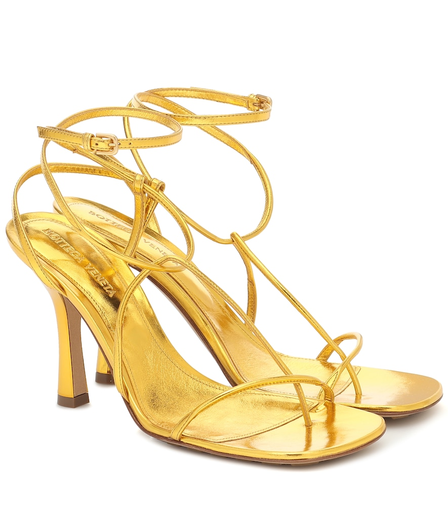 BV Line leather sandals
