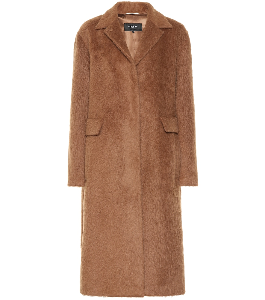 ROCHAS | Alpaca and wool coat | Goxip
