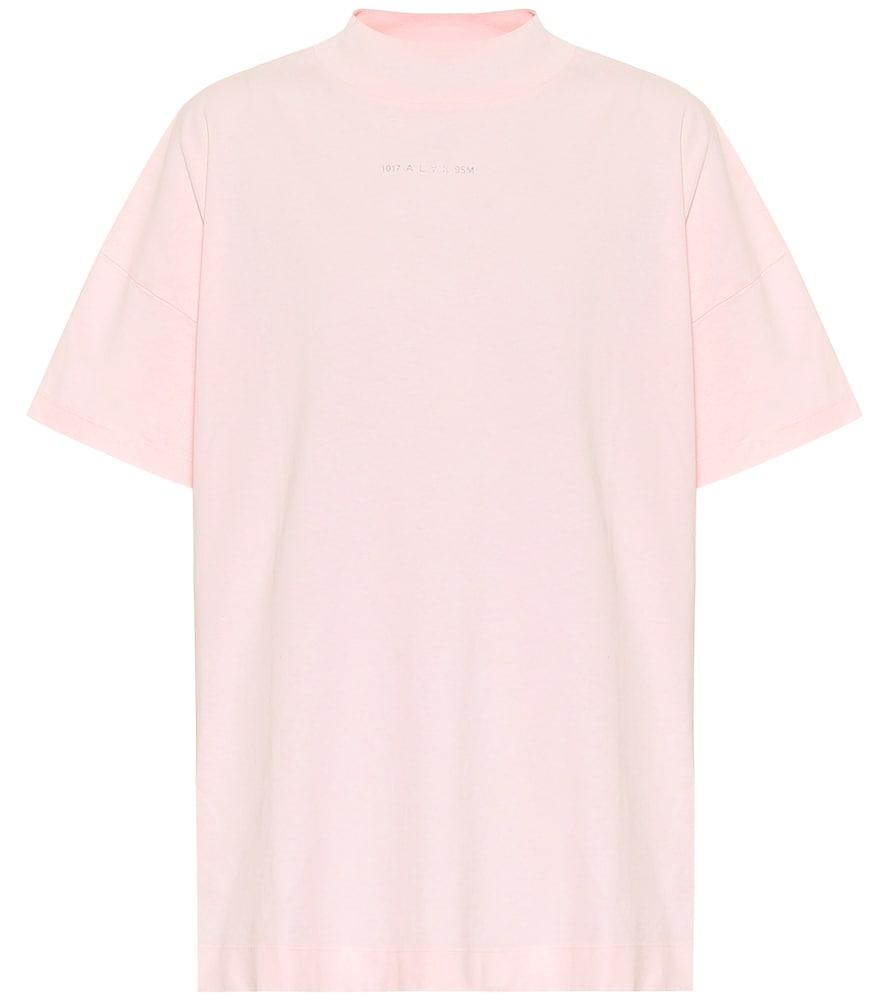 1017 ALYX 9SM Logo cotton-jersey T-shirt