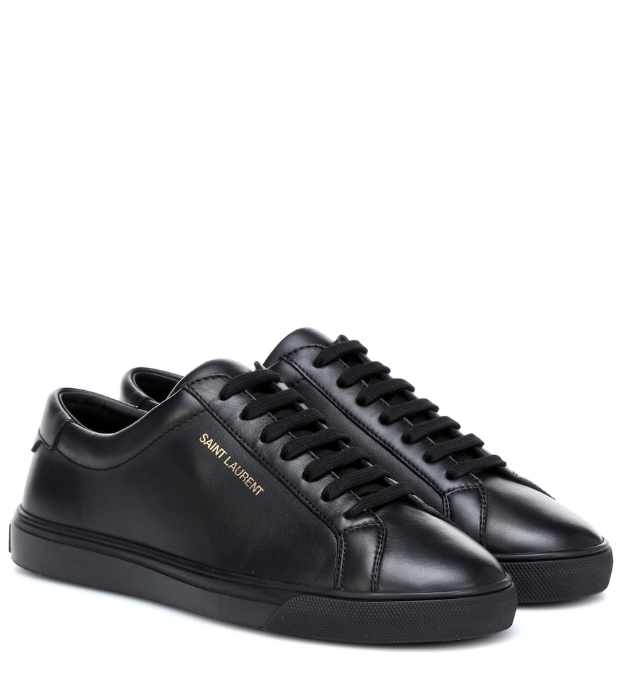 ANDY LEATHER SNEAKERS