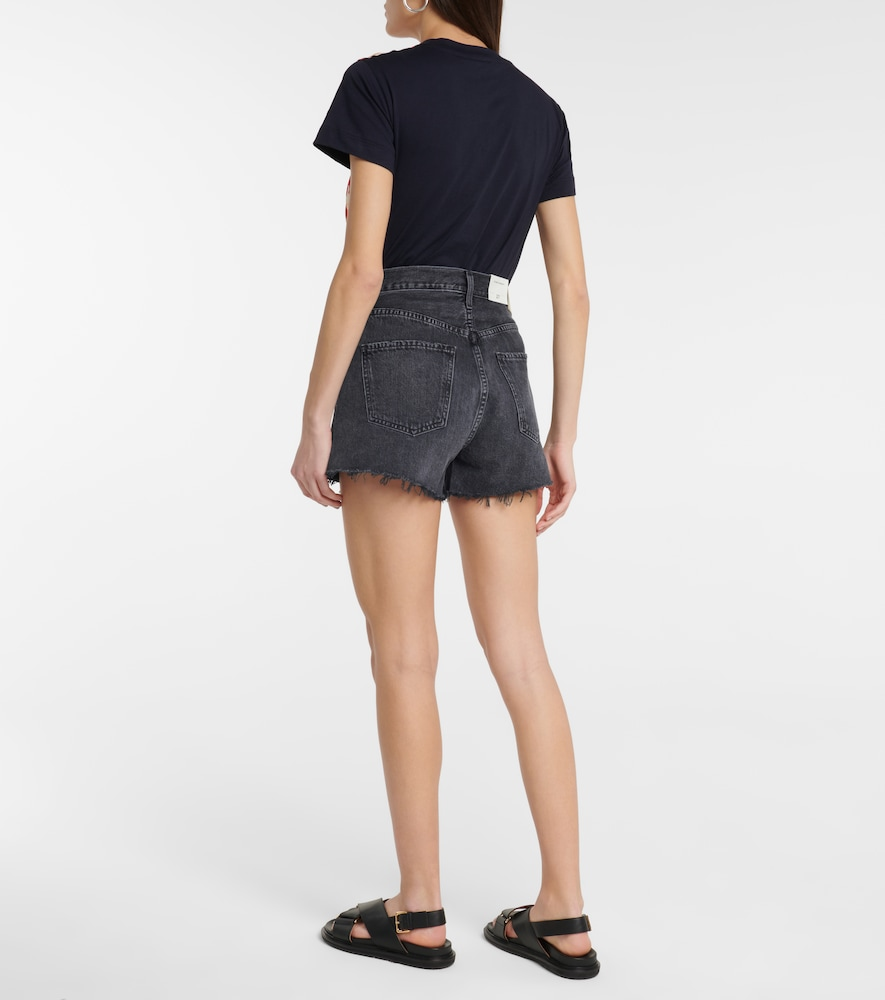 CITIZENS OF HUMANITY Denims MARLOW MID-RISE DENIM SHORTS