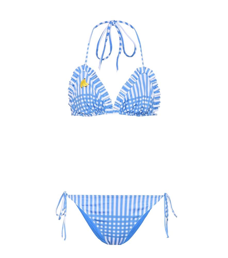 Exclusivité Mytheresa – Bikini triangle imprimé Aroa