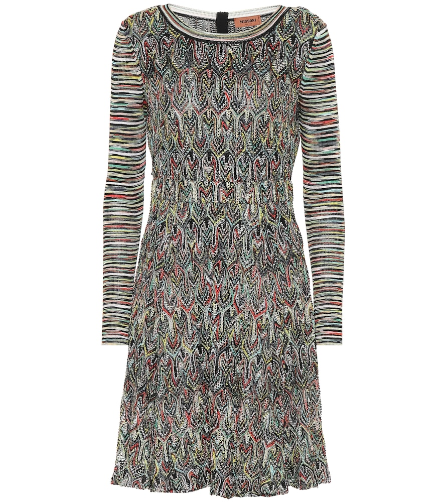 Knitted dress by Missoni