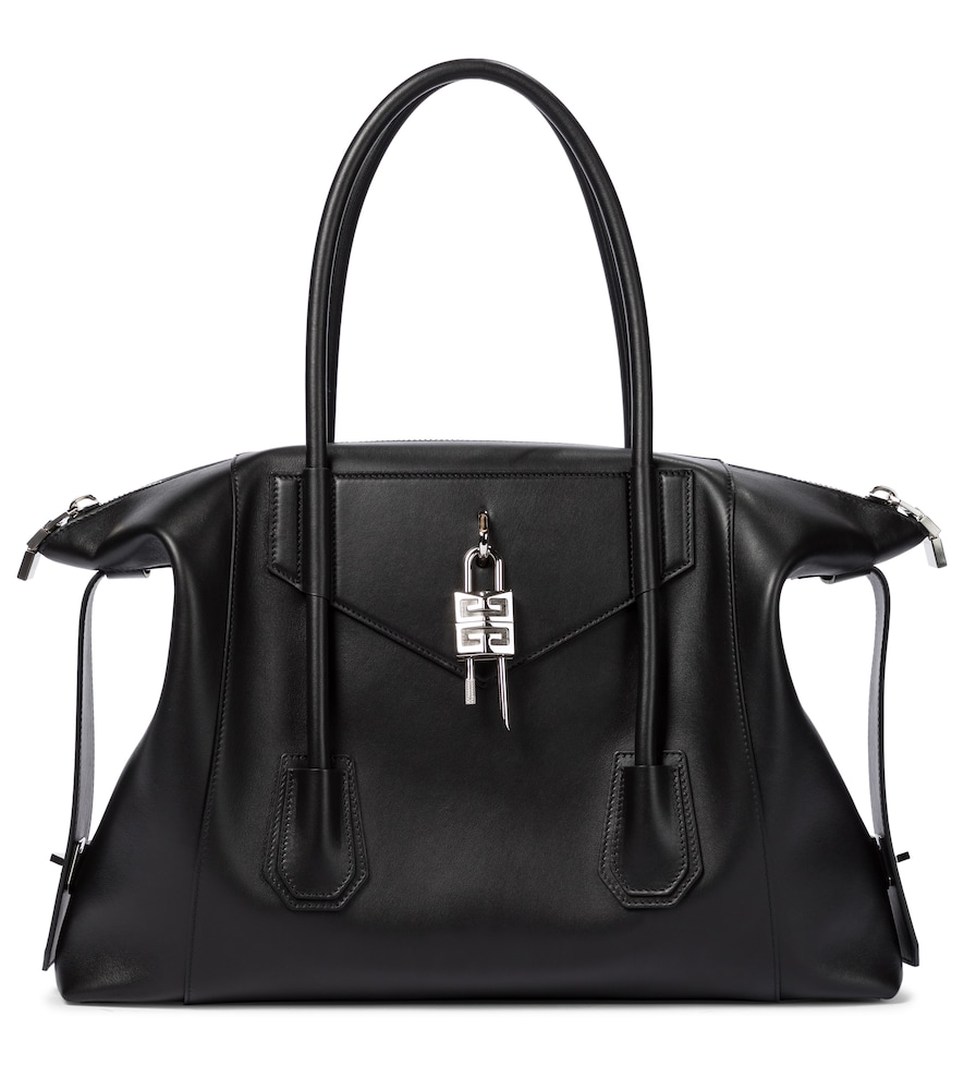 Givenchy Leathers ANTIGONA SOFT MEDIUM LEATHER TOTE
