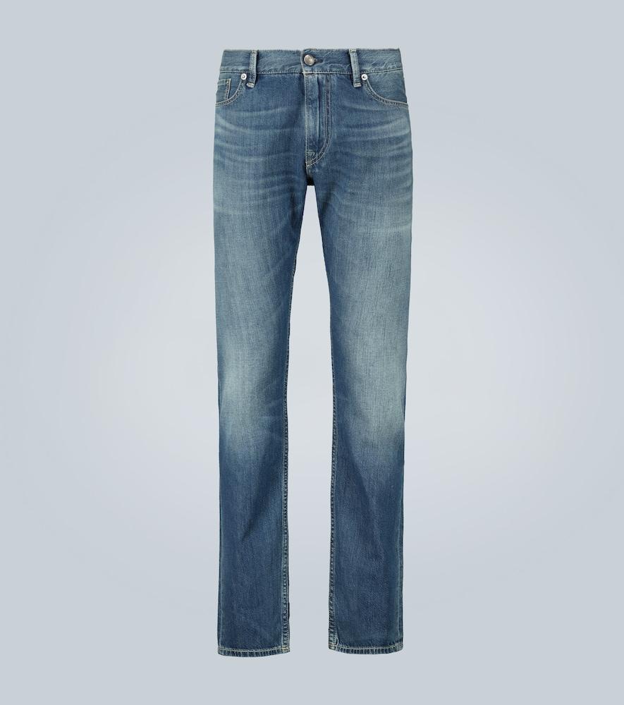 Jean slim cinq poches - Ralph Lauren Purple Label - Modalova