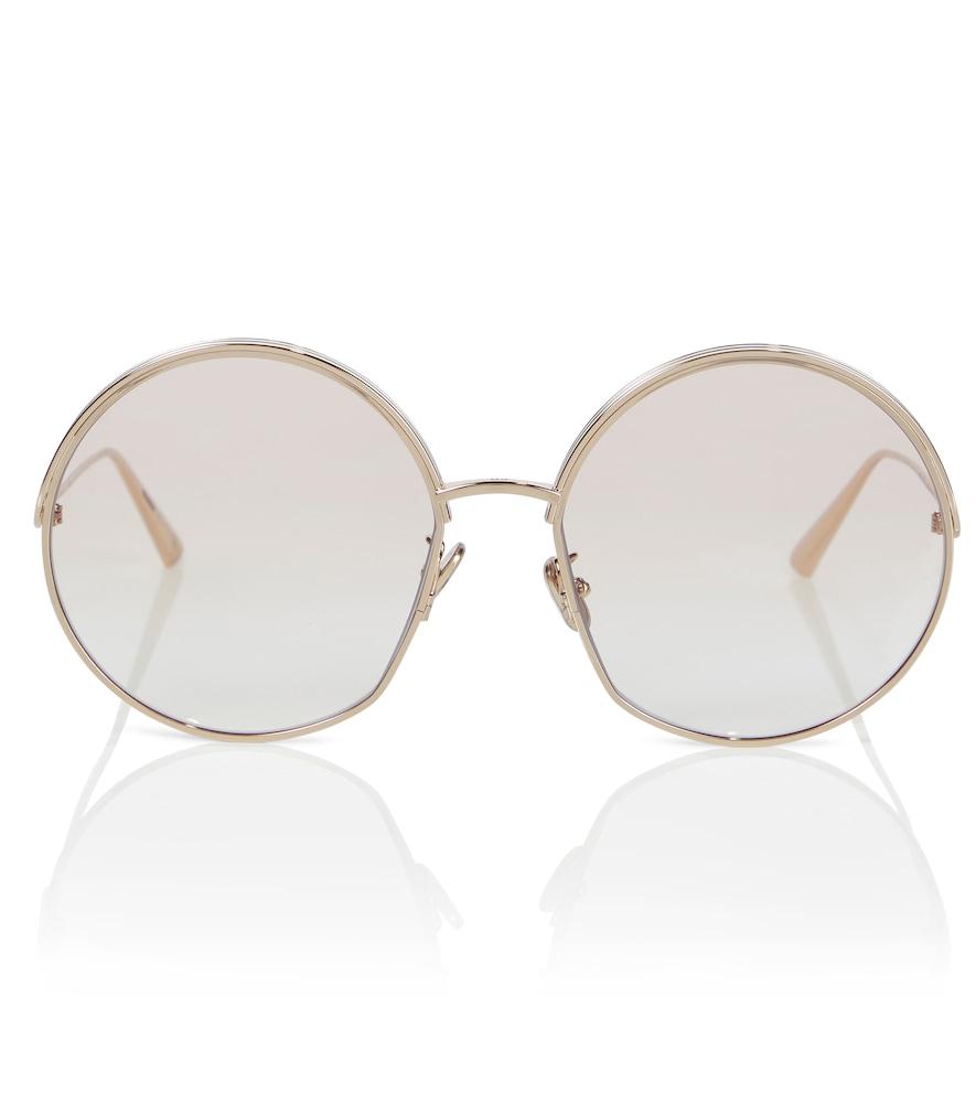 EverDior RU round sunglasses