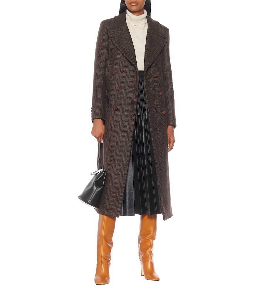 Lady Anne wool coat by Blazé Milano