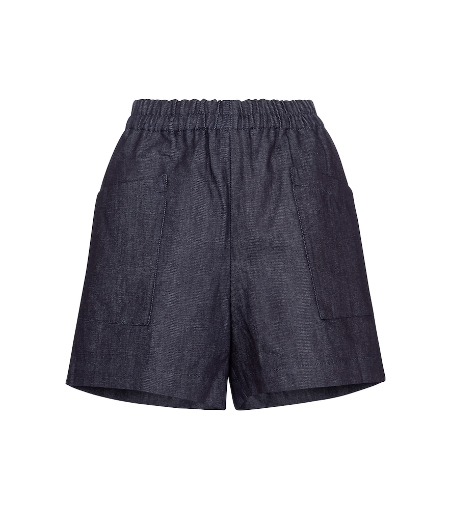 Dries Van Noten DENIM SHORTS