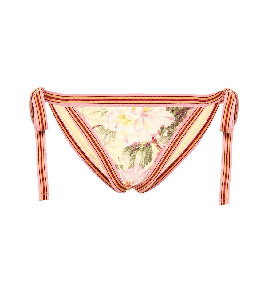 Culotte de bikini Honour imprimée