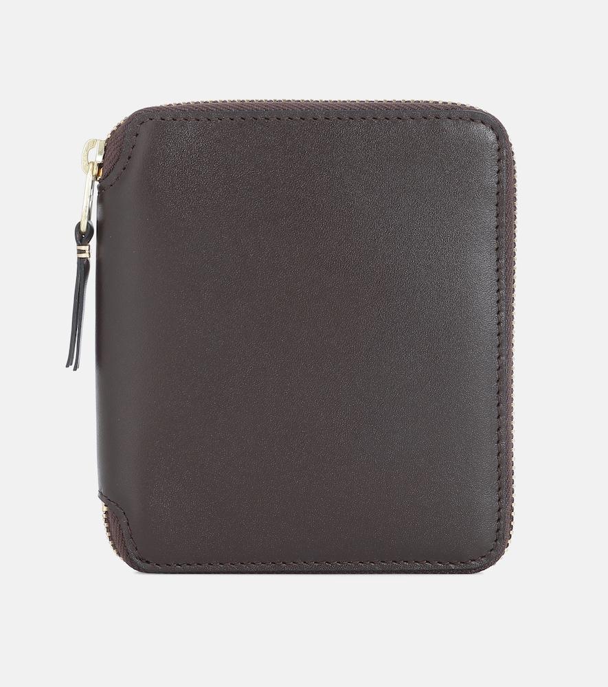 Portefeuille Medium en cuir - Comme Des Garçons Wallet - Modalova