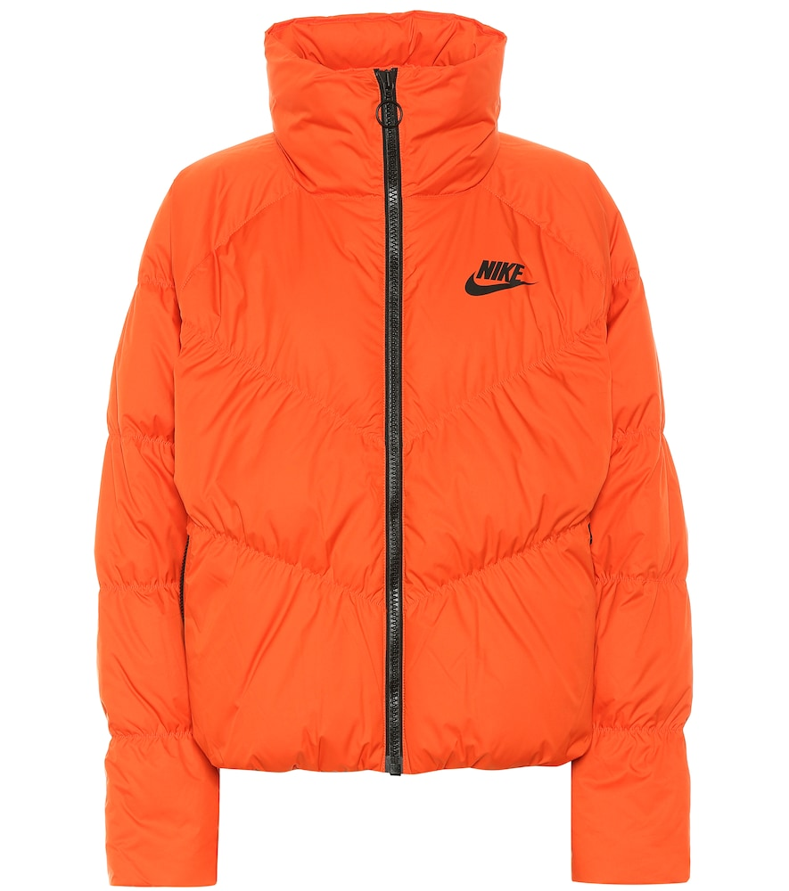 Down jacket by Nike
