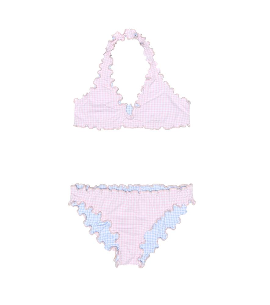 HEIDI KLEIN KIDS | Alexa Triangle Bikini | Goxip