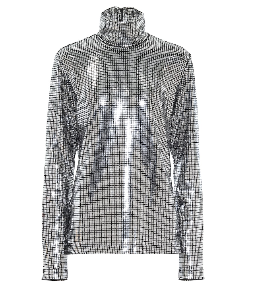 Top à sequins - MM6 Maison Margiela - Modalova