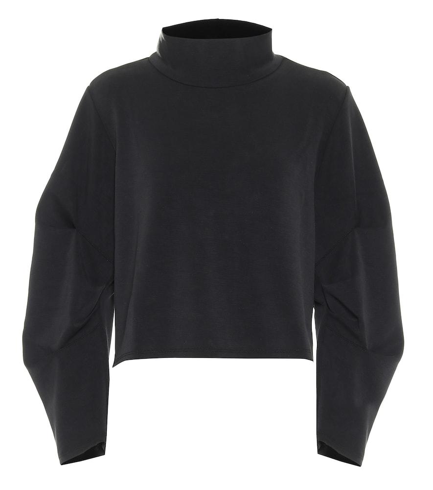 Kenzie cropped sweatshirt