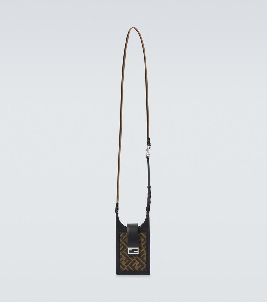 Jacquard mini bag