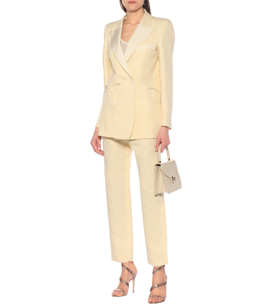 Everyday linen and silk blazer by Blazé Milano
