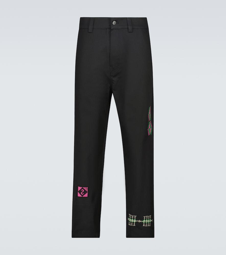 Makhlut cotton chino pants