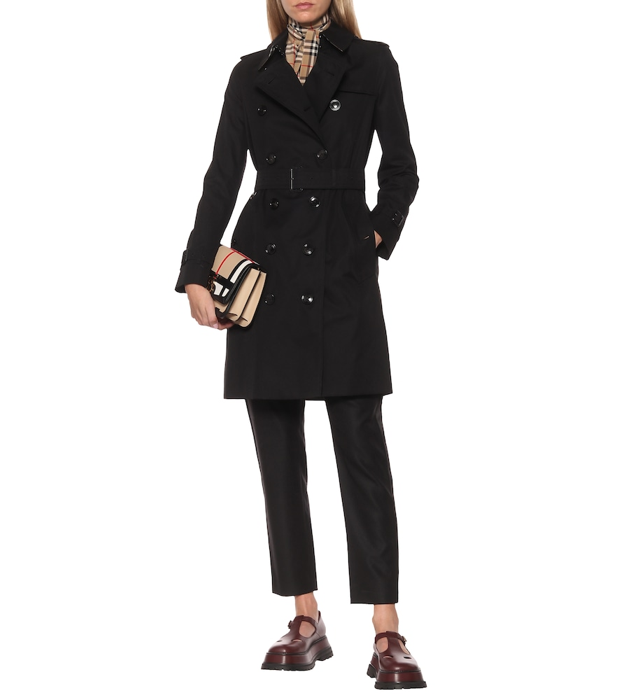 The Kensington cotton trench coat by Burberry