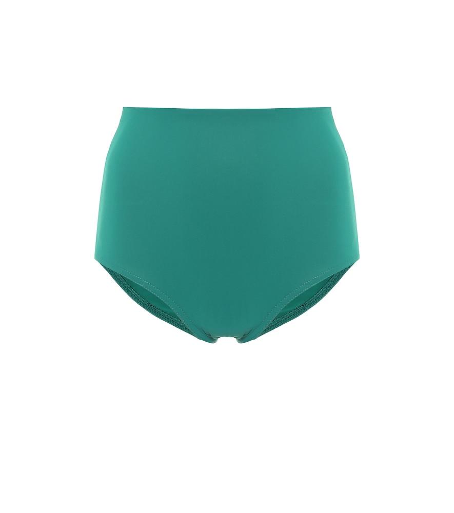 Basics high-rise bikini bottoms