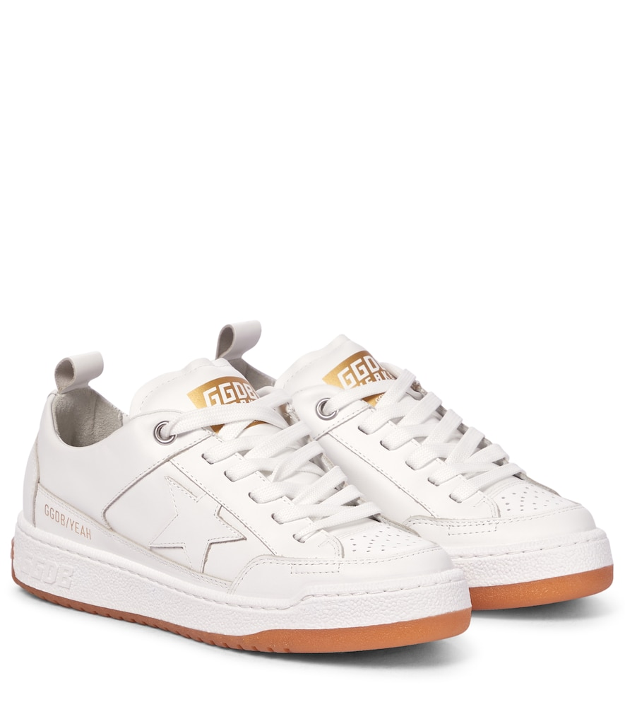 Yeah leather sneakers
