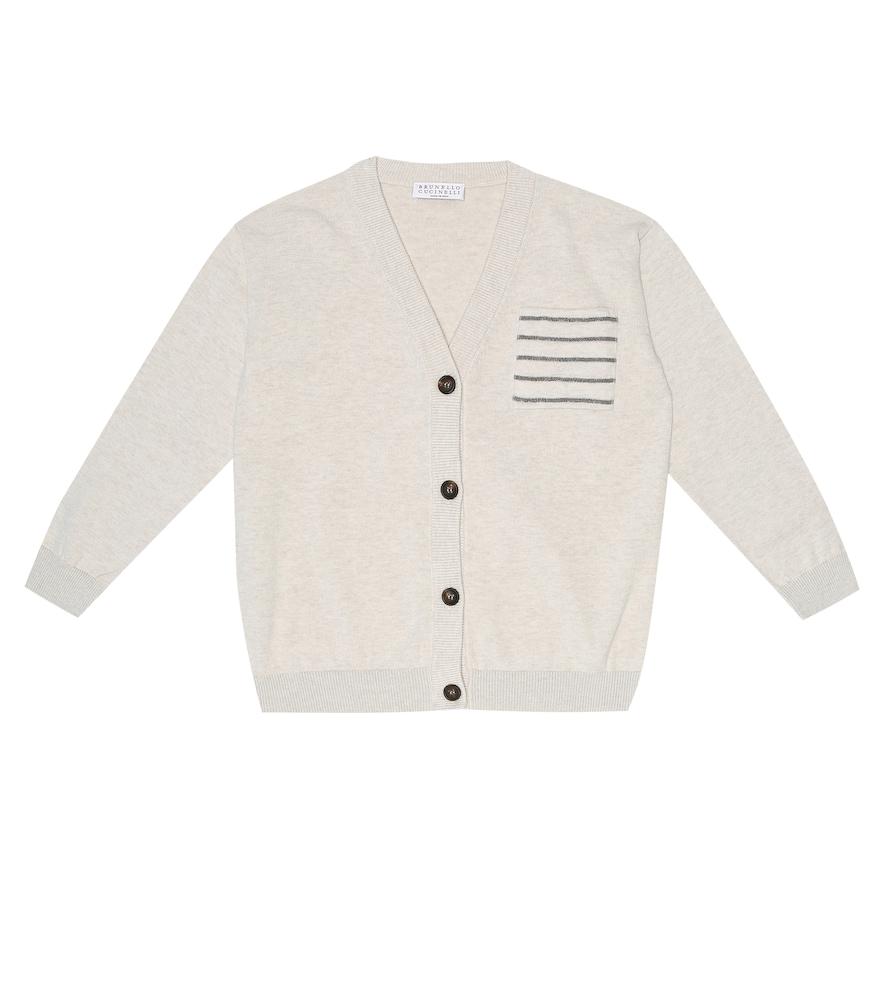 Brunello Cucinelli Exclusive to Mytheresa – Cotton cardigan