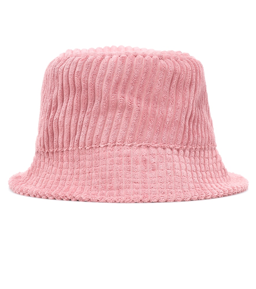 Haley corduroy bucket hat