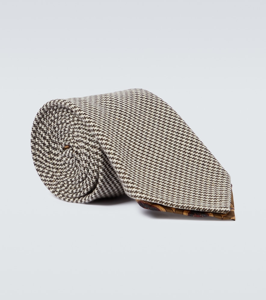 Vernazza cotton tie