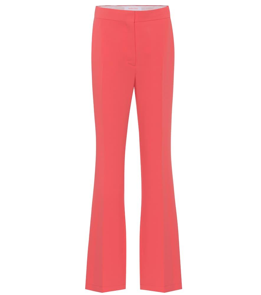 Pantalon en crêpe à taille haute - See By Chloé - Modalova