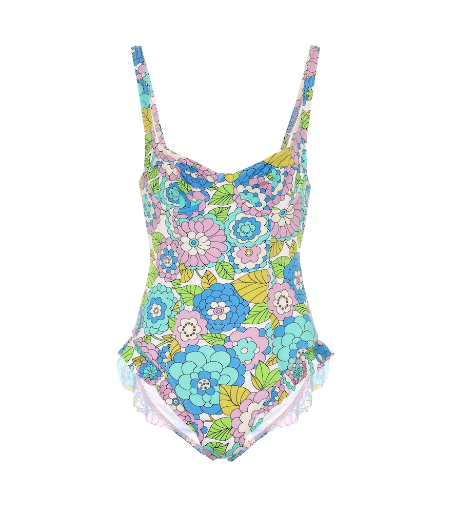 Dodo Bar Or Suits FLORAL SWIMSUIT