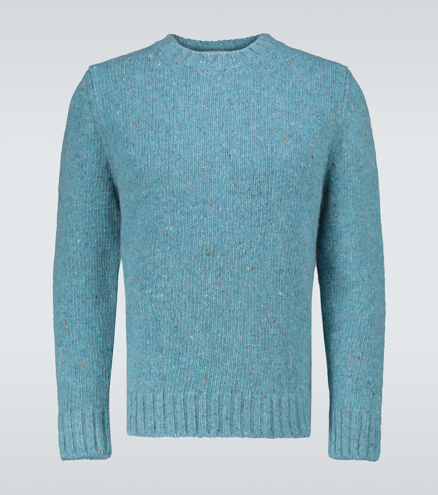 Duncan knitted sweater