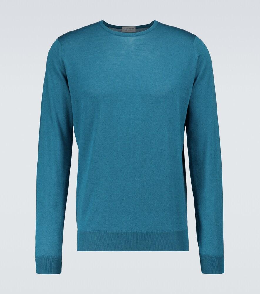 Marcus crewneck wool sweater