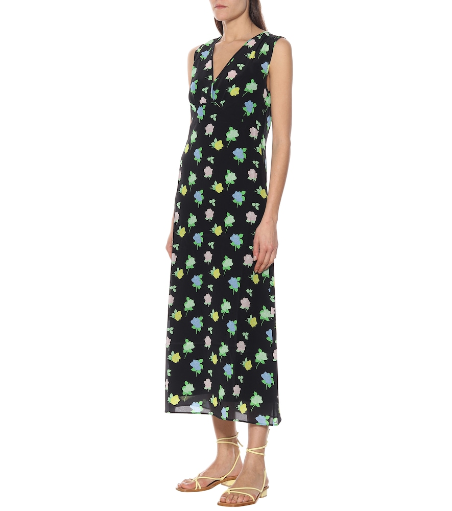 Photo of Sarah floral midi dress by Bernadette - shop Bernadette Dresses, Knee-Length online