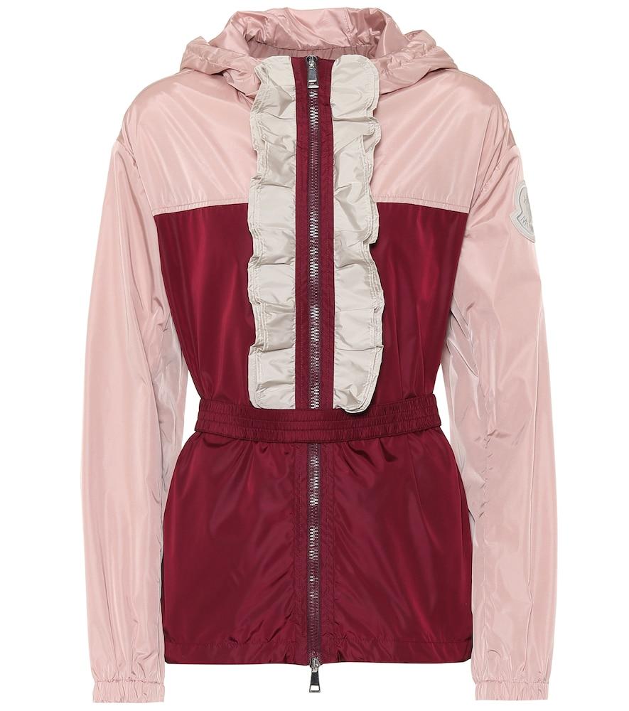 Cinabre technical jacket