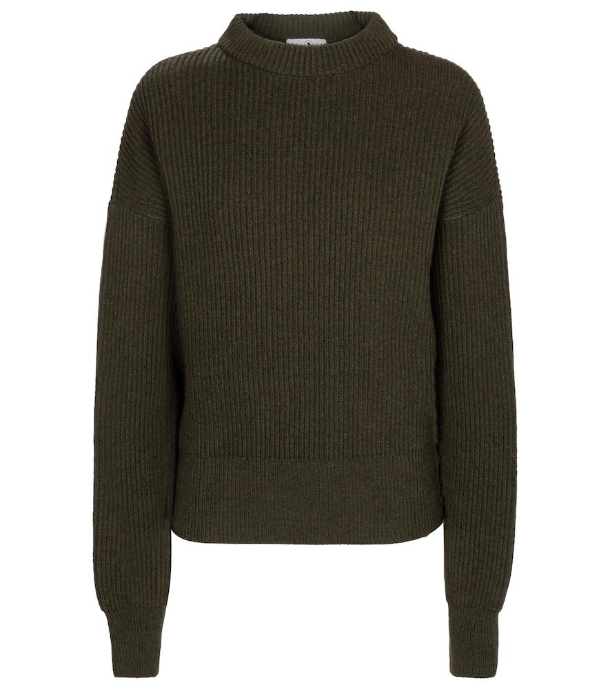 Megève merino wool sweater