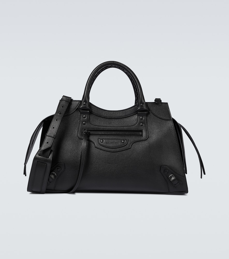 Neo Classic large leather bag
